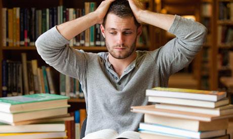 """'É tanta coisa para estudar... por onde começar?"""" - Baixando a ansiedade."""