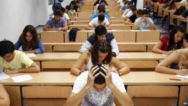 ansiedade estudantes
